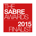 Blue Chair Bay 2015 SABRE Awards Finalist